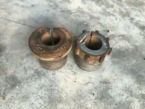 1999 - 2004 Ford F350 Super Duty 4WD Alignment Caster Camber Bushing - Front