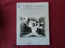 T-Bone Walker - Collection. Songbook Notenbuch Vocal Guitar