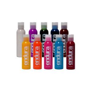 EBA Endura Alcohol Based Airbrush SFX Makeup Face & Body Paints Theater Cosplay