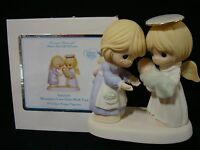 yi Precious Moments-Mommy's Love Goes With You-RARE CHAPEL EXCLUSIVE-Bereavement
