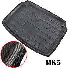 For VW Polo 6R MK5 Hatchback 10-17 Rear Trunk Cargo Liner Boot Floor Mat Tray