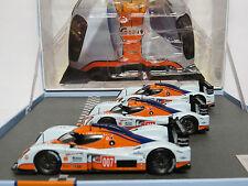 Norev 1/43 270512 Gulf 24h Le Mans set Lola Aston Martin Racing Lmp 1 2009