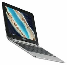 "NEW ASUS C101PA-DB02 10.1"" Touch Chromebook Flip Tablet Notebook Laptop Touch"