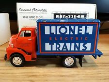 First Gear Eastwood 1952 GMC C.O.E. Lionel Trains Diecast 1:34