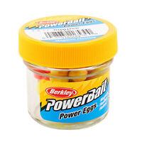 Berkley PowerBait Power Eggs Floating Magnum Soft Bait Sunrise .5 Oz Jar 1103584