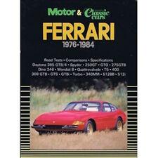 Motor and Thoroughbred & Classic Cars on Ferrari 1976-