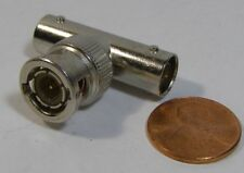 Nine Unknown Brand T-Adapters Amp F C Silver A-25