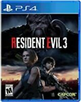 Resident Evil 3 Remake for PlayStation 4 [New Video Game] PS 4