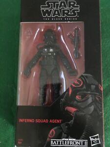 "Star Wars 6"" black series Inferno squad agent"