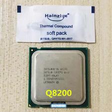 Intel Core 2 Quad Q8200 CPU SLB5M 2.33GHz 4MB 1333MHz Socket 775 Processors
