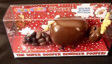 Super Dooper Reindeer Pooper Candy Dispenser, Nib. Christmas Novelty