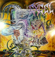 Excel ‎– Split Image + Demos 2x LP / Ltd Beer Vinyl Gatefold New (2014) Thrash