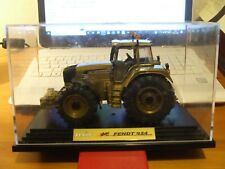 SIKU 4600 Fendt 924 Tractor, 35th Anniversary Gold Edition, 1:32, vgc