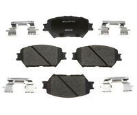 Disc Brake Pad Set-Base Front Raybestos MGD908CH