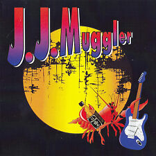 CD JJ MUGGLER BAND 1st album / Southern Rock Molly Hatchet Allman Brothers