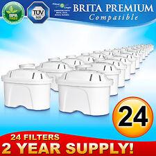 24 x Brita Maxtra Premium Compatible FL402 Replacement Water Filter Cartridge