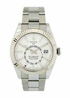 Rolex Sky Dweller 326934 Mens Watch Box & Papers