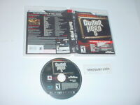 GUITAR HERO 5 game only in case for Sony Playstation 3 PS3 system