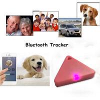 GPS Pet Child Mini Tag Smart Tracker Bluetooth Wallet Key Finder Locator Alarm