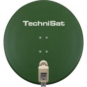 TechniSat SATMAN 850 Plus, grün, 40 mm Quattro-LNB, 1285/4880