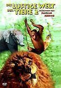 Die lustige Welt der Tiere 2 | DVD | Zustand gut