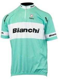 Bianchi Men's Cycling Jersey by Nalini Size XXL (6)