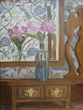 Aceite de Flores en el aparador artista Yannis pareas envío gratis a Inglaterra