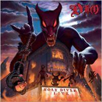 Dio - Holy Diver Live - 2CD Mediabook