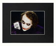 joker portrait 8x10 matted Art Print Poster Decor picture Gift Photograph