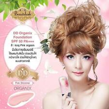 Pink orgasm Look Beautelush Babyface DD cream UV White Magic sunscreen SPF50