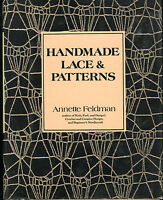 Handmade Lace & Patterns-Knit-Tat-Crocheting-Methods-History Through The Ages