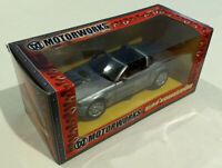 Motorworks 2004 Ford Mustang GT Concept Convertible Die-Cast *NEW* 1:24 Scale