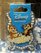 Disney Hollywood Studios Open Edition Chip & Dale Popcorn bucket Pin