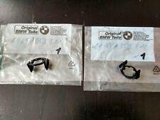 BMW E36 headlights spay nozzle bushes L+R !NEW! GENUINE 61678353211 61678353212