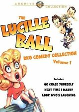 The Lucille Ball RKO Comedy Collection Vol. 1 3 Movies