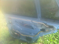 Ford DC NC LTD RH REAR DOOR BLUE WITH CHROME TRIM COMPLETE