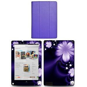 Genuine Leather Case Cover for Barnes Noble Nook HD 9 inch + Skin Accessory P01