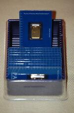 PAMP SUISSE OR CREDIT SUISSE 1 OZ. FINE .999 GOLD BARS