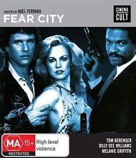 Fear City   Blu-Ray Region B AUSTRALIAN BLU-RAY