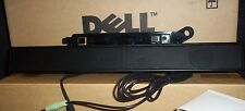 Dell  AX510 Speaker Sound Bar Flatpanel (NEW in the BOX)