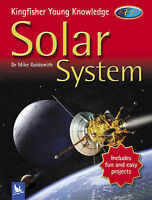 """""""VERY GOOD"""" Solar System (Kingfisher Young Knowledge), Mike Goldsmith, Book"""