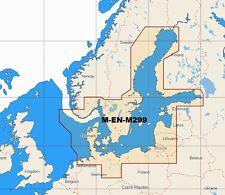 C-MAP NT W85 M-EN-M299 máximo de área amplia Mar Báltico & tarjeta cuadro C-Dinamarca