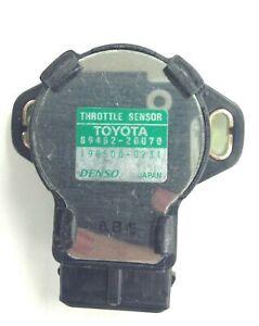 OEM TH271 NEW Throttle Position Sensor (TPS)   TOYOTA COROLLA,MR2    (1988)