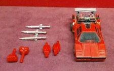 Takara Transformers Diaclone Red Sunstreaker Japan Vintage
