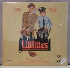 Utilities Laserdisc Robert Hays & Brooke Adams