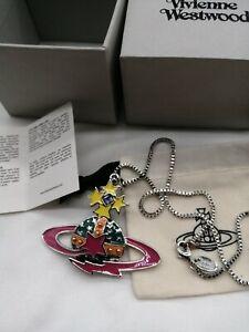 Vivienne Westwood Large Orb Necklace