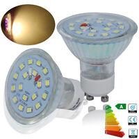 10 x GU10 5W=50watt LED Bulbs SMD Lamps Warm White Light Spotlight Energy Saving