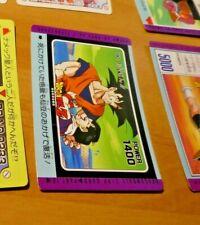 DRAGON BALL Z DBZ PP AMADA PART CARDDASS CARD CARTE 390 MADE IN JAPAN **