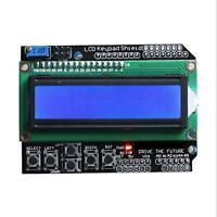 LCD Keypad Shield for Arduino_UNO MEGA R3 Mega2560 Duemilanove Nano Robot X4V7