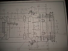 "Shelby AC Cobra 427  chassis blueprints 4"" round tubes design construction"